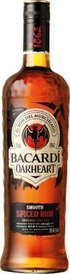 Bacardi OakHeart 1,0 l
