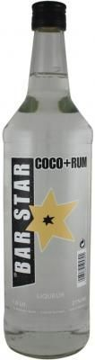 BAR STAR Coco & Rum 1,0 l