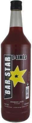 BAR STAR E-Limes 1,0 l