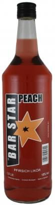 BAR STAR Peach 1,0 l