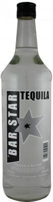 BAR STAR Tequila Silver 1,0 l