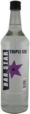BAR STAR Triple Sec 1,0 l