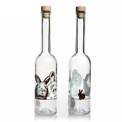 Glasflasche Kaninchen 0,5 l 1 Stück