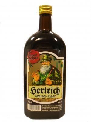 Hertrich Kräuterlikör 0,7 l