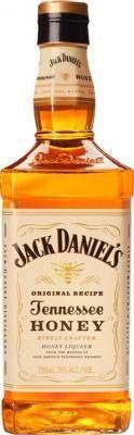 Jack Daniel`s Honey 0,7 l
