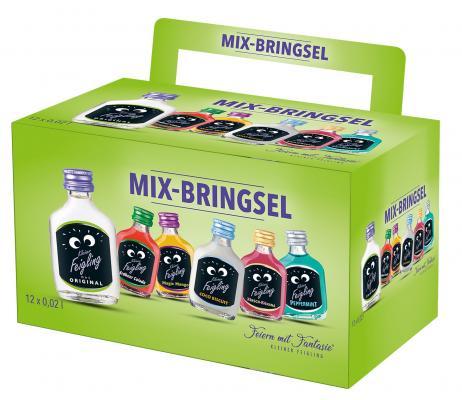 Kleiner Feigling Mix-Bringsel