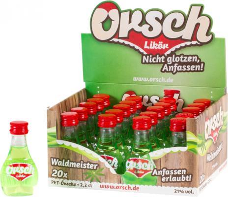 Orsch Waldmeister Minis