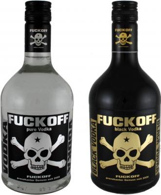 FUCKOFF Vodka Duo