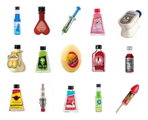Minis Einzelflaschen