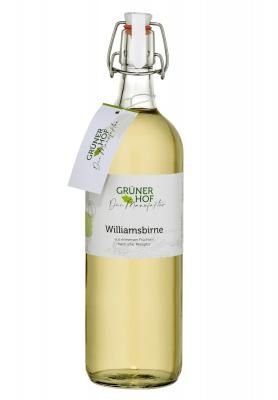 Grüner Hof Williamsbirne 1,0 l