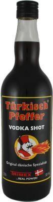 Türkisch Pfeffer Vodka 0,7 l