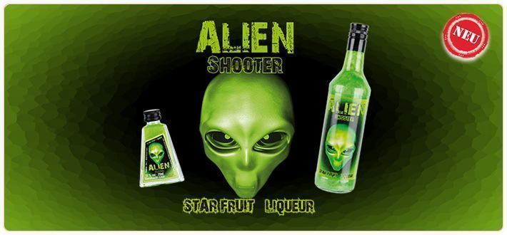 . 40 Banner Alien Shooter