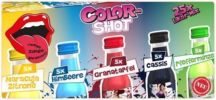 . 30 Banner Colorshot
