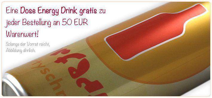 . 00 Banner Energydrink